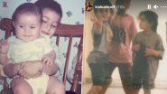 Tiger Shroff Birthday: टाइगर श्रॉफ के जन्मदिन बहन पर कृष्णा ने शेयर की Unseen Childhood Photos