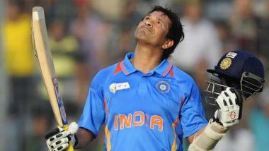 Sachin Tendulkar चुने गए 21वीं सदी के बेस्ट बल्लेबाज, श्रीलंका के कुमार संगकारा से मिली जबरदस्त टक्कर