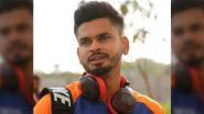 चोट से वापसी के बाद अपनी बल्लेबाजी से रोमांचित हैं Shreyas Iyer