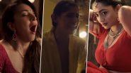 Bollywood की इन हसीनाओं ने वेब सीरीज के लिए दिया था बेहदBold और Sexसीन, X-रेटेड कंटेंट को भी दी थी मात, देखें Videos