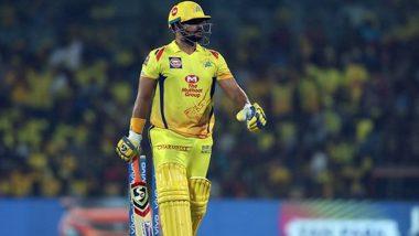 IPL 2021: CSK के बल्लेबाज सुरेश रैना जमकर किया नेट्स सेशन, नेट्स पर लगाए छक्के, देखें वीडियो