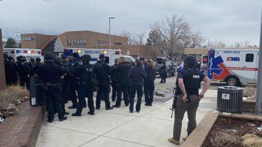 US: कोलोराडो के सुपरमार्केट में गोलीबारी, एक पुलिस अधिकारी सहित 10 लोगों की मौत, संदिग्ध आरोपी गिरफ्तार
