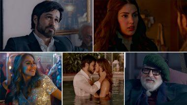 फिल्म Chehre से नहीं कटा है रिया चक्रवर्ती का पत्ता, महज 1 सेकेंड के लिए ट्रेलर में आई नजर