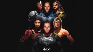 ICC ने विश्व के कई स्टार क्रिकेटरों को बनाया सुपरहीरो, इस अवतार में दिखे भारतीय कप्तान विराट कोहली