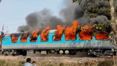 Dehradun-New Delhi Shatabdi Express Fire: देहरादून जा रही शताब्दी एक्सप्रेस में आग, सभी यात्री सुरक्षित