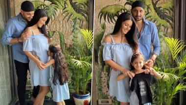 'टर्बनेटर' Harbhajan Singh के घर में दोबारा गुजने वाली हैं किलकारियां, पत्नी Geeta Basra ने फोटो शेयर कर दी जानकारी