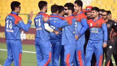 AFG vs ZIM 2nd T20I 2021: अफगानिस्तान ने जिम्बाब्वे को 45 रनों से हराया