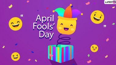 April Fools' Day 2021: अप्रैल फूल दिवस! इससे जुड़ी इन अलग-अलग किंवदंतियों को पढ़कर आप भी हो जाएंगे हंसी से लोटपोट