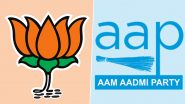 Gujarat Election Results 2021: गुजरात चुनावों में भाजपा की बढ़त बरकरार, AAP शानदार प्रदर्शन जारी