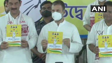 Assembly Election Result 2021: राहुल गांधी और उनकी चुनाव प्रबंधन टीम वांछित परिणाम पाने में रही विफल