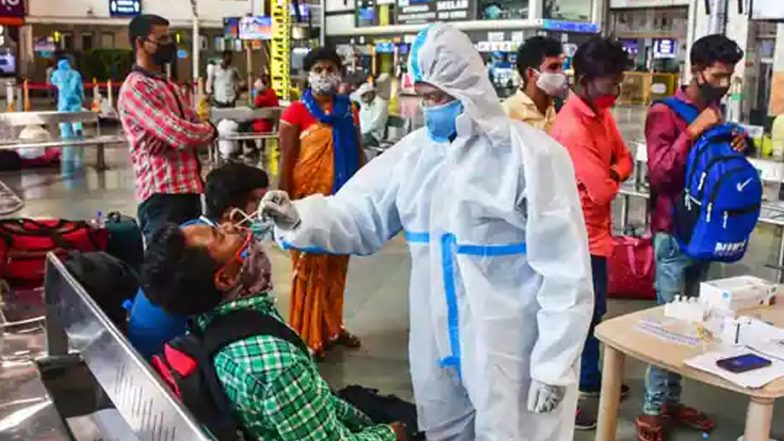 COVID-19 Update in India: भारत में कोरोना के 62 हजार नए मामले, 2,542 लोगों की मौत