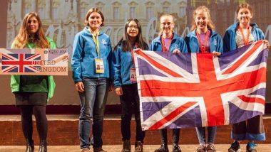 Europe Math Olympiad: 'यूरोप मैथ ओलंपियाड' के लिए चुनी गई भारतीय मूल की छात्रा आन्या गोयल ब्रितानी टीम की सबसे कम उम्र की सदस्य