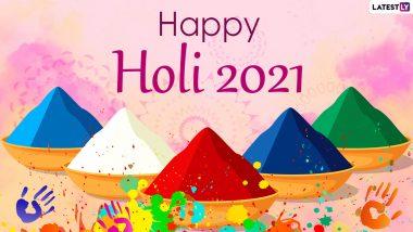 Happy Holi 2021: चेहरे और बालों से कैसे निकालें होली के जिद्दी रंग? आजमाएं ये आसान और कारगर उपाय (Watch Video)