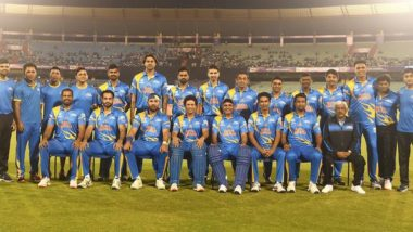 Road Safety World Series 2021: इंडिया लीजेंड्स ने रोड सेफ्टी वर्ल्ड सीरीज पर जमाया कब्जा, फाइनल में श्रीलंका लीजेंड्स को 14 रन से दी शिकस्त