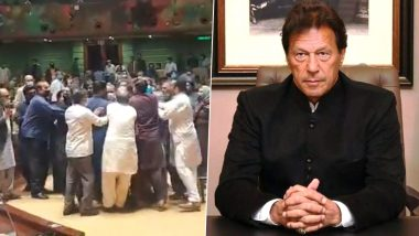 Pakistan की इस हरकत से पूरी दुनिया में हो रही है उसकी किरकिरी, सिंध असेंबली में जमकर चले लात-घूंसे (Watch Video)