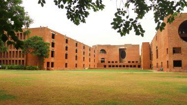 Coronavirus Outbreak: गुजरात के शीर्ष शैक्षणिक संस्थानों में फूटा कोरोना बम, IIM अहमदाबाद में 40 और IIT गांधीनगर में 25 हुए संक्रमित