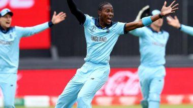 Ind vs Eng T20 Series 2021: भारत के खिलाफ T20 सीरीज का हिस्सा होंगे Jofra Archer? कोच क्रिस सिल्वरवुड की आई प्रतिक्रिया