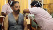 साउथ सुपरस्टार Kamal Haasan नेलगवाई COVID-19 की वैक्सीन, फोटो शेयर कर फैंस को दिया अहम संदेश