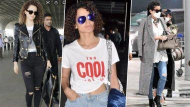 Ripped Jeans की बहस में कूदी Kangana Ranaut, फटी जीन्स में फोटो शेयर कर लिखा- इसमें ज्यादातर युवा बेघर भिखारी दिखते हैं