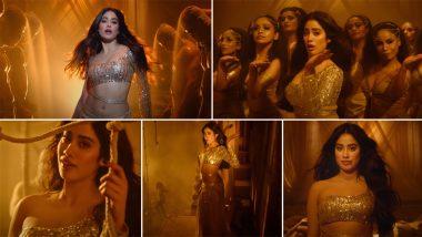 मॉमSridevi की तरह अपनी हॉटनेस से आग लगा रही हैं बेटी Janhvi Kapoor, सॉन्ग 'Nadiyon Paar' के Video ने मचाया धमाल
