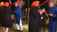 कैप्टन अमरिंदर सिंह की पोती की शादी में CM के साथ थिरकते नजर आए फारूक अब्दुल्ला