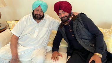 Punjab Politics: नवजोत सिंह सिद्धू के कांग्रेस प्रदेश अध्यक्ष पद छोड़ने पर कैप्टन अमरिंदर सिंह बोले- वो स्टेबल नहीं है, पंजाब के लिए अनफिट है