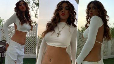 टीवी की पॉपुलर एक्ट्रेस Nia Sharma ने हॉट कपड़े पहनकर किया डांस, Instagram पर Reels बनाकर शेयर किये Sexy Video
