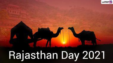 Rajasthan Foundation Day 2021: राजस्थान स्थापना दिवस आज, जानें इसका इतिहास और महत्व