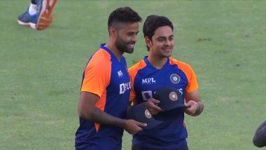Ind vs Eng 2nd T20I 2021: सूर्यकुमार यादव और ईशान किशन को मिला टीम इंडिया में डेब्यू करने का मौका, यहां पढ़ें कैसा रहा है दोनों खिलाडियों का घरेलू क्रिकेट में प्रदर्शन