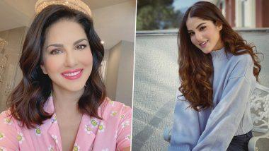 Sunny Leone की हमशक्ल Aaveera Singh ने इंटरनेट पर मचाई सनसनी,एक्ट्रेस की कार्बन कॉपी हैं ये हसीना, देखें Photos