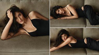 Shanaya Kapoor ने सोफे पर लेटकर पोस्ट की बेहद हॉट फोटो, Sexiness देखकर हैरान हुईं सहेली Suhana Khan और Khushi Kapoor