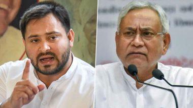 Bihar: कोरोना की घातक लहर के बीच तेजस्वी यादव का नीतीश कुमार से सवाल, पूछा- बिहार की स्वास्थ्य सेवा ICU में भर्ती क्यों है?