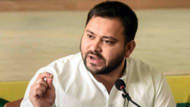 Tejashwi Yadav ने कहा- सरकार ना काम कर रही हैं, न करने दे रही हैं