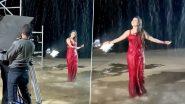 Urvashi Rautela Hot Video:पानी में भीगकरउर्वशी रौतेला ने हॉटऔर सेक्सी अंदाज में किया डांस, देखें वीडियो