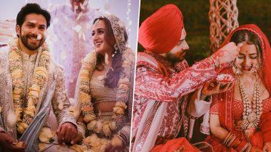 Happy Holi 2021: वरुण धवन-नताशा दलाल समेत ये Newly Marriedस्टार्स अपने पार्टनर संग मनाएंगे पहली होली