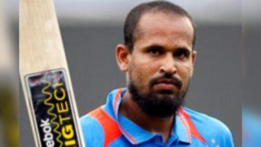 पूर्व भारतीय बल्लेबाज युसूफ पठान भी कोरोना पॉजिटिव, हुए होम क्वारंटीन