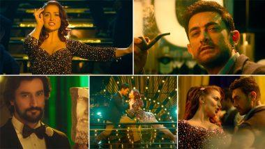 Elli AvrRam ने हॉट स्टाइल में Aamir Khan संग किया डांस, फिल्म 'Koi Jaane Na' का सॉन्ग 'Har Funn Maula' हुआ रिलीज, देखें Video