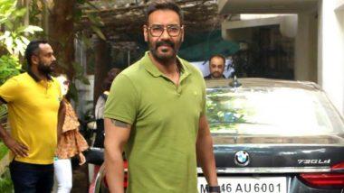 Ajay Devgn की फिल्म मेडे से जुड़े 12 क्रू मेंबर्स के खिलाफ पुलिस ने केस किया दर्ज, कोविड-19 नियमों की अनदेखी का आरोप
