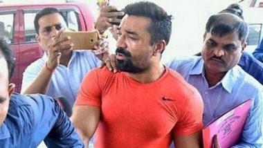 Drugs Case: एक्टर Ajaz Khan को नारकोटिक्स कंट्रोल ब्यूरो की टीम ने ड्रग्स केस में किया गिरफ्तार