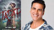 अक्षय कुमार ने अहान की फिल्म का पोस्टर किया शेयर