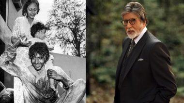 Happy Holi 2021: अमिताभ बच्चन ने सोशल मीडिया पर थ्रोबैक फोटो शेयर कर फैंस को दी होली बधाई