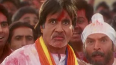 Amitabh Bachchan के जलसा बंगले पर इस साल नहीं मनाया जाएगा होली का त्योहार, सामने आई ये बड़ी वजह!