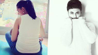 बेटे वीर को स्तनपान कराती दिखीं एक्ट्रेस Amrita Rao, पति RJ Anmol ने शेयर की मां की ममता से भरी ये प्यारी तस्वीर