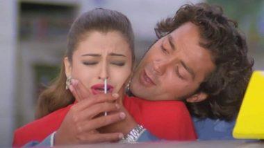 Bobby Deol और ऐश्वर्या राय बच्चन का पुराना वीडियो हुआ वायरल, यूजर्स बोले- बाबा को 24 साल पहले ही पता था कोरोना आएगा