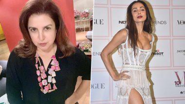 Farah Khan ने Malaika Arora को कहा 'कमीनी', होली पर एक्ट्रेस पोस्ट की थी ऐसी फोटो!