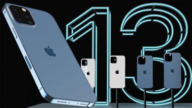 Iphone 13: साल के आखिर तक रिलीज हो सकता है आईफोन 13 : रिपोर्ट
