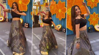 Monalisa Latest Video: भोजपुरी एक्ट्रेस मोनालिसा नेनथुनी पहनकर किया डांस, अदाओं से कर रही हैं घायल