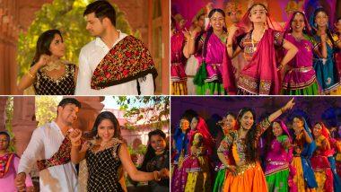 TikTok स्टार Nisha Guragain ने हरयाणवी गाने में Dharmendra Rana संग किया रोमांस, धमाकेदार Music Video हुआ Viral