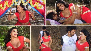 Monalisa Hot Song With Pawan Singh: मोनालिसा ने इस भोजपुरी गाने में पवन सिंह के साथ दिया बोल्ड सीन, देखें Video