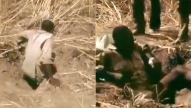 Viral Video: अजगर से शख्स ने लिया पंगा, उसे पकड़ने के लिए बिल में डाल दिया अपना पैर, फिर जो हुआ उसे देख आप भी रह जाएंगे दंग